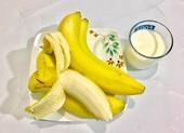 Ăn chuối kết hợp với sữa có tốt cho sức khỏe không?