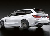 Lộ diện BMW M3 Touring 2022 trước khi ra mắt vào 2022