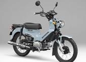 Xe Cub 110 mới của Honda giá bằng xe SH có gì lạ?