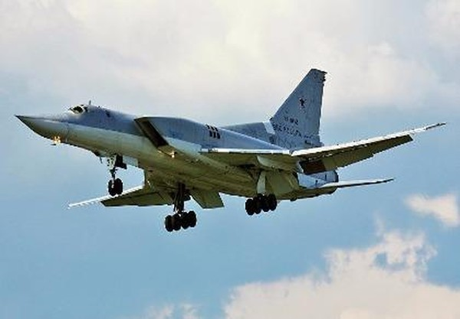 máy bay Tu-22M3 Nga