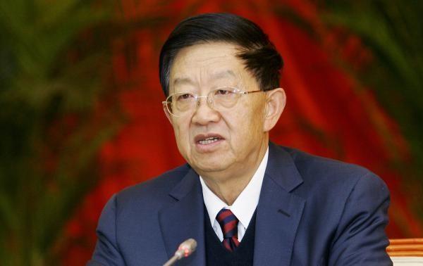 Nguyên Bí thư Tỉnh ủy Vân Nam Bạch  Ân Bồi