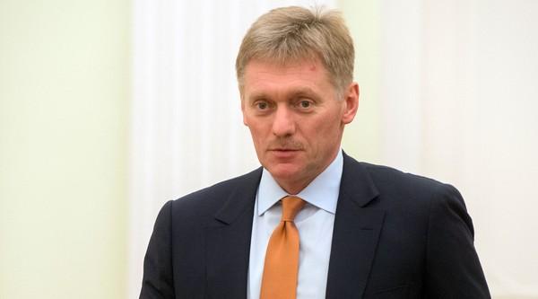 Phát ngôn viên điện Kremline Dmitry Peskov