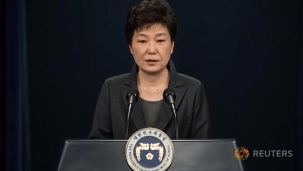 ổng thống Hàn Quốc Park Geun-hye