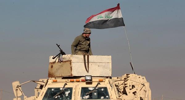 binh sĩ Iraq