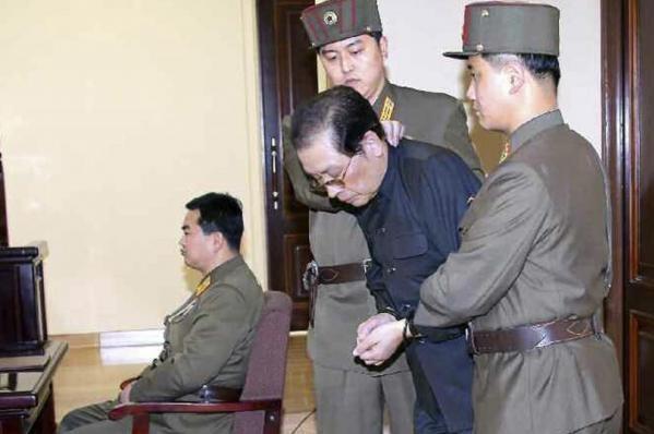 hành quyết ở Triều Tiên