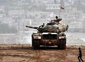 Lực lượng người Kurd phá hủy 5 xe tăng Thổ Nhĩ Kỳ