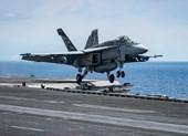 Tiêm kích Mỹ rơi trên đường tới bán đảo Triều Tiên