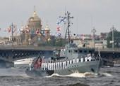 Nga triển khai tàu chiến tới Syria đông chưa từng có