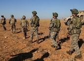 Nhóm binh sĩ Mỹ đầu tiên rút khỏi Syria