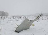 Video hiện trường rơi máy bay Nga chở 71 người