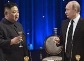 Ông Kim Jong-un mời ông Putin tới thăm Triều Tiên