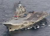 Nga có thể 'khai tử' tàu sân bay duy nhất vì không sửa được