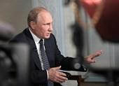 Ông Putin nói Nga và Ukraine 'là một quốc gia'