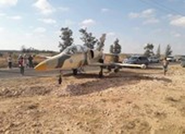 Chiến cơ chở bom của Libya hạ cánh ở Tunisia, phi công bị bắt