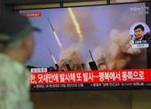 Mỹ: Triều Tiên tiếp tục thử tên lửa tầm ngắn