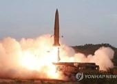Triều Tiên lần thứ 3 trong tuần phóng tên lửa ra biển