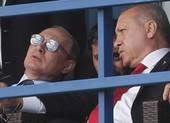 Ông Erdogan hỏi mua tiêm kích Su-57, ông Putin đáp gì?