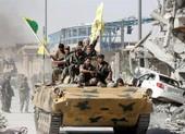 Tình hình lắng xuống, người Kurd rút khỏi biên giới Thổ Nhĩ Kỳ
