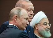 Hội nghị 3 bên về Syria: Chiến thắng cho Nga và ông al-Assad