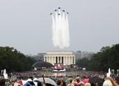 Mỹ chi hơn 1 triệu USD cho màn phô diễn sức mạnh quân sự