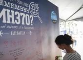 Tìm thấy thông điệp cuối cùng nghi của hành khách MH370