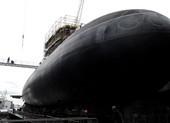 Anh hoang mang trước tàu ngầm 'siêu yên tĩnh' của Nga