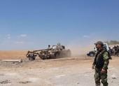 Quân đội Syria giành lại mỏ dầu đã để mất từ lâu