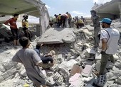 Nga-Trung chặn nghị quyết về Idlib của LHQ, đề xuất riêng