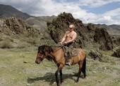 KGB công bố tiểu sử thời trẻ của ông Putin