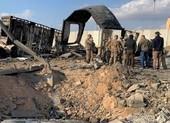 Vụ Iran tấn công căn cứ Mỹ: Mỹ xác nhận 11 người bị thương