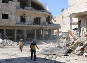 Nga-Thổ Nhĩ Kỳ đạt được lệnh ngừng bắn ở Idlib, Syria
