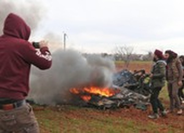 Máy bay Syria bị bắn rơi, Nga nói sẽ không ngồi chờ
