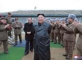 Triều Tiên: 'Mỹ có toàn quyền lựa chọn quà Giáng sinh'