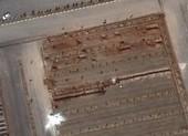 Iran khẩn trương xây mộ tập thể chôn người chết vì COVID-19