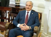 Ông Haftar: 'Chỉ có lệnh ngừng bắn khi Ankara rút quân'
