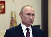Sau ông Trump, đến lượt ông Putin khoe vũ khí chiến lược