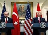 Ông Erdogan và ông Trump đạt được thỏa thuận về Libya