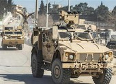 Mỹ điều thêm thiết bị quân sự tới đông bắc Syria