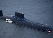 Nga chế tạo tàu ngầm hạt nhân mang vũ khí siêu thanh