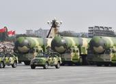 Tăng cường vũ khí hạt nhân, Trung Quốc chỉ có thiệt