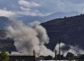 Vừa ký thỏa thuận ngừng bắn, Azerbaijan-Armenia vi phạm ngay