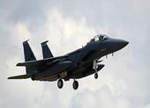 Mỹ mất 1 phi công, 1 máy bay chiến đấu ở Biển Bắc