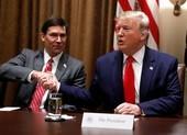 Reuters: Ông Trump cân nhắc sa thải ông Esper sau bầu cử
