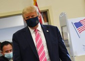 Điều gì khiến ông Trump thắng ở bang chiến địa Florida, Texas?
