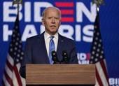 Ông Biden hứa chống COVID-19 ngay ngày đầu làm tổng thống