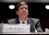 Lộ tin Bộ trưởng Quốc phòng Mỹ soạn sẵn đơn từ chức