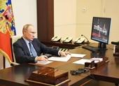 Nga tiết lộ cách ông Putin xử lý tin đồn không hay về mình