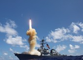 Tàu Mỹ sẽ được trang bị tên lửa siêu thanh đối phó Trung Quốc