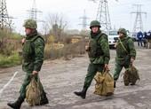 Ukraine ra tối hậu thư cho Nga liên quan tới Donbass