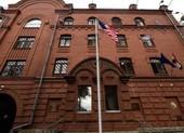 Mỹ sẽ đóng cửa 2 lãnh sự quán còn lại tại Nga